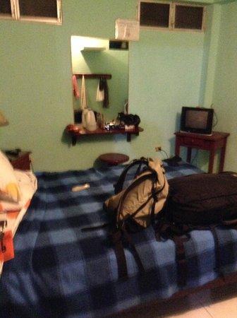 Hostal Elizabeth: Chambre #18