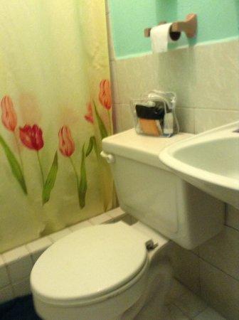 Hostal Elizabeth: Salle de bain #18