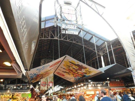 Exe Ramblas Boqueria : Mercado de Sant Josep de la Boqueria