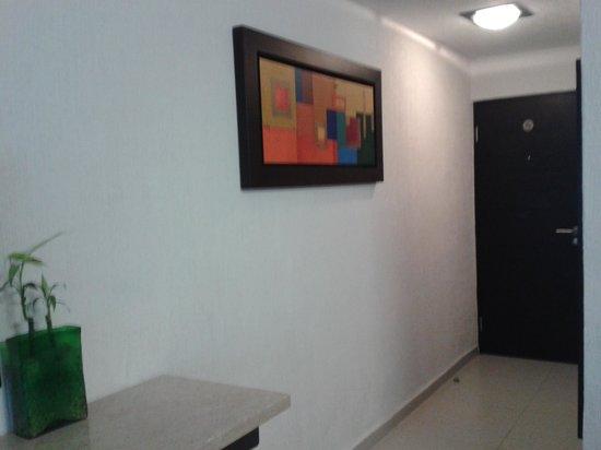 Hotel Rio Tequisquiapan: entrads