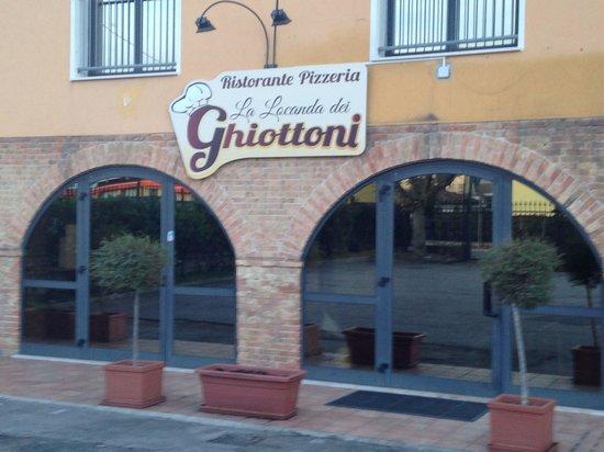 Oriago di Mira, Italia: LA LOCANDA DEI GHIOTTONI.... Pugliesi DOC