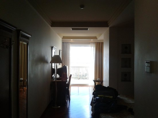 Patras Palace: camera
