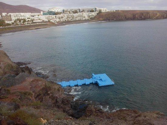 THe Mirador Papagayo: Salida al mar
