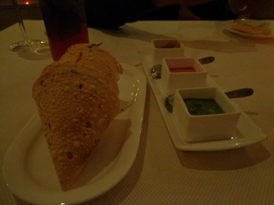 Indego by Vineet: Amuse-bouches
