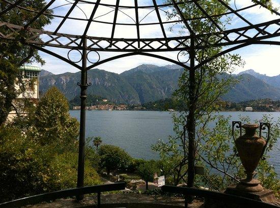 Villa Carlotta, i giardini