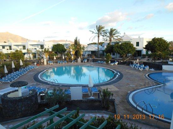 Caybeach Sun: upper pool
