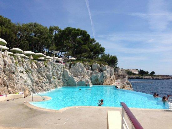 Hotel du Cap Eden-Roc: Pool
