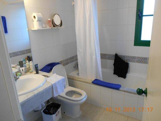 Caybeach Sun: good bathroom