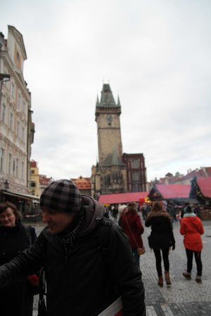 World War II in Prague Tour: .