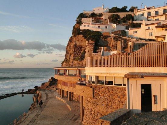 Restaurante Azenhas do Mar - excelente