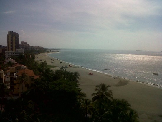 Irotama Resort: vista