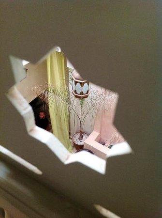 Riad Shama: etage