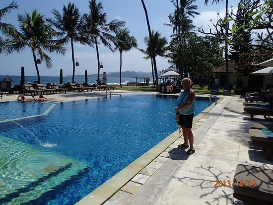 Rama Candidasa Resort & Spa: pool
