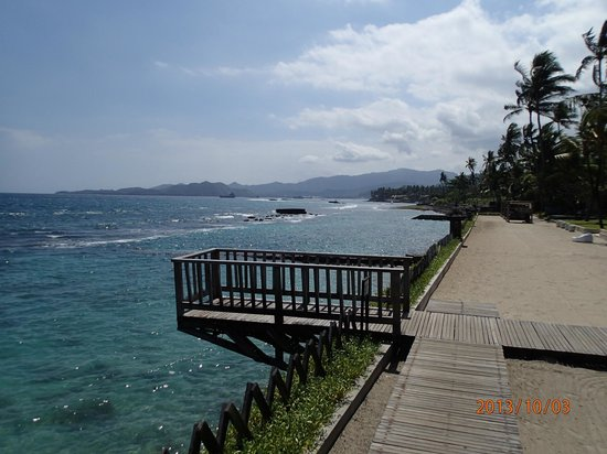 Rama Candidasa Resort & Spa : Catwalk