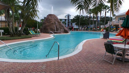 Cypress Pointe Resort : Pool