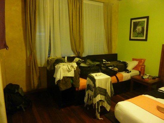 Hotel Mandarina: photo