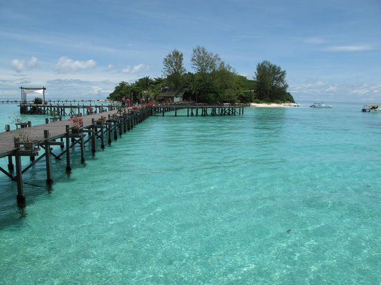 All Borneo Connection - Day Tours : Lankayan Island Dive Resort