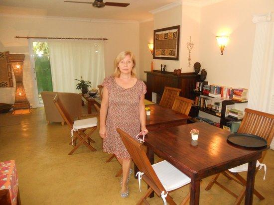 The Stables Lodge: Il soggiorno