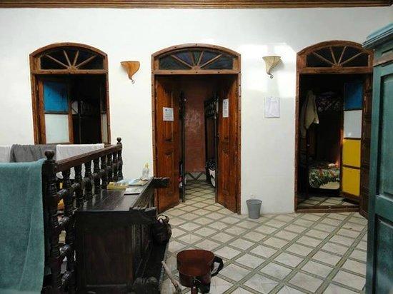 Atlantic Hostel: doorms