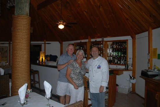 Wind Jammer Restaurant: With our wonderful chef