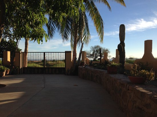 Hamman's Vacaciones de Renta en Loreto: Our private patio