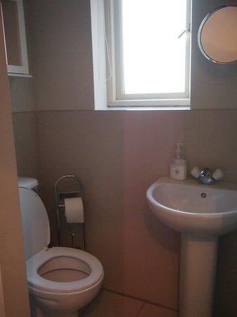 Botanic View B & B: Super clean bathroom