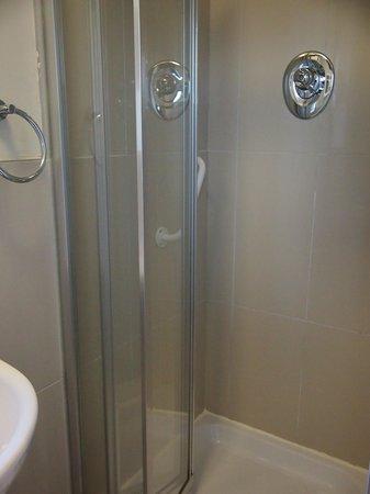 Botanic View B & B: Super clean shower