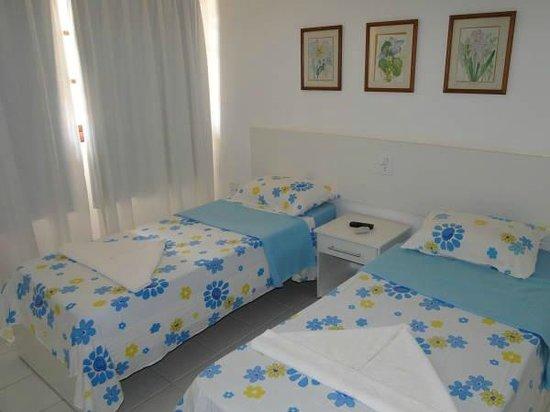 Moradas de Israel Residencial: Quartos com cama de solteiro
