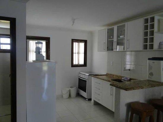 Moradas de Israel Residencial: Cozinha completa