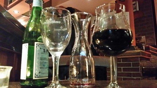 Masaniello: Wasser und Wein