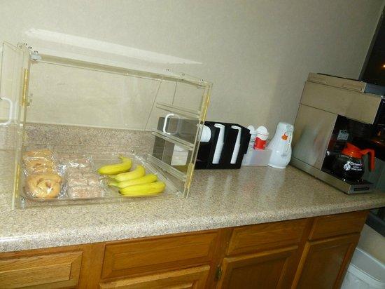 Lakeview Inn Kingston: Serve continantal breakfast