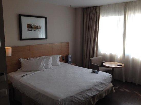 Eurostars Lucentum: room
