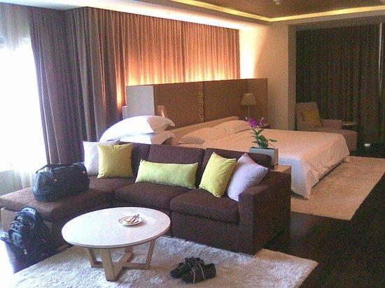 Pathumwan Princess Hotel : April 2009