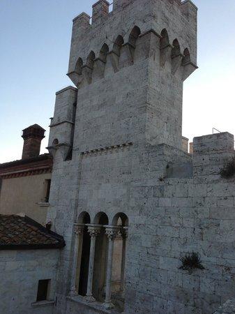 Castello delle Serre: Castle