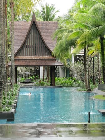 Twinpalms Phuket: Beautiful pool at Twinpalms