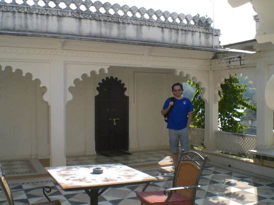 Amet Haveli: Terrace