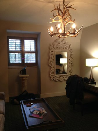 Grand Bohemian Hotel Asheville, Autograph Collection: King-size suite