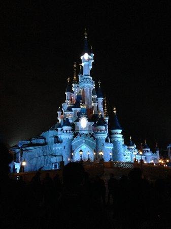 Hotel l'Elysee Val d'Europe: Disney!!!!