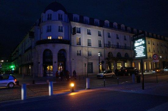 Hôtel l'Elysee Val d'Europe : hotel