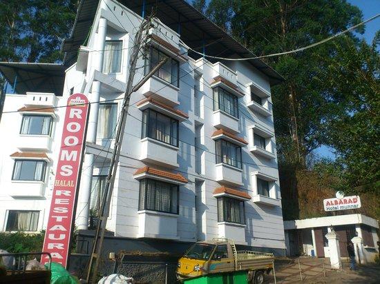 Sahari Albarad Hotel: Albarad