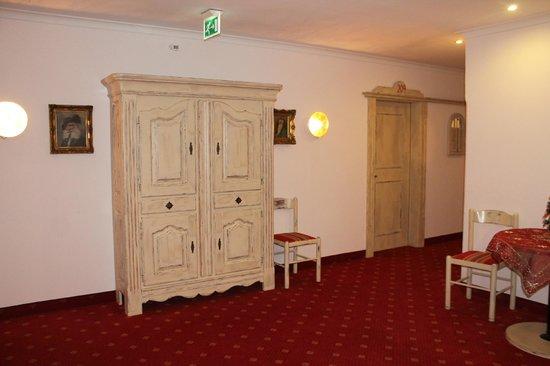 Hotel Da Sesto: Corridoi