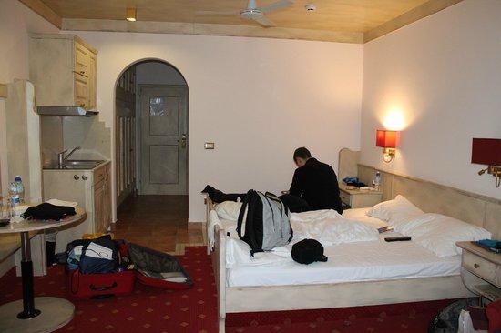 Hotel Da Sesto: Camera quadrupla