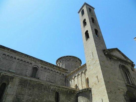 Taranto Catherdral - Duomo of San Cataldo : Il Campanile del Duomo