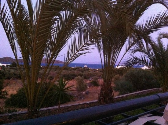 Elounda Palm Hotel : Dalla camera
