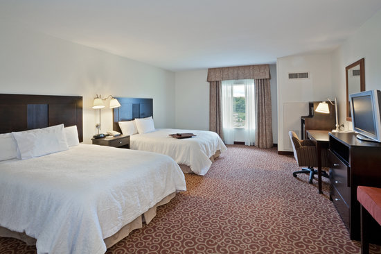 Hampton Inn Kingston: Accessible Guest Room