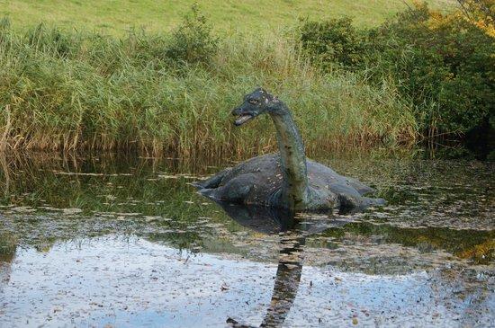 Loch Ness by Jacobite: O Monstro (!!!), centro de exibição