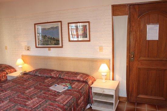 Hotel Porto Bari : HABITACION MATRIMONIAL
