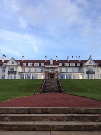 Trump Turnberry, A Luxury Collection Resort, Scotland: Turnberry hotel