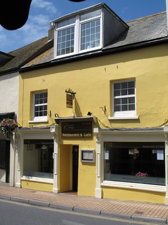 Combe Cottage Restaurant: Combe Cottage