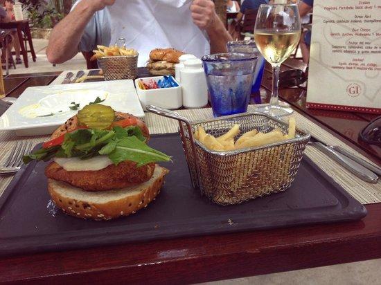 El Dorado Sensimar Riviera Maya: sandwitcherie